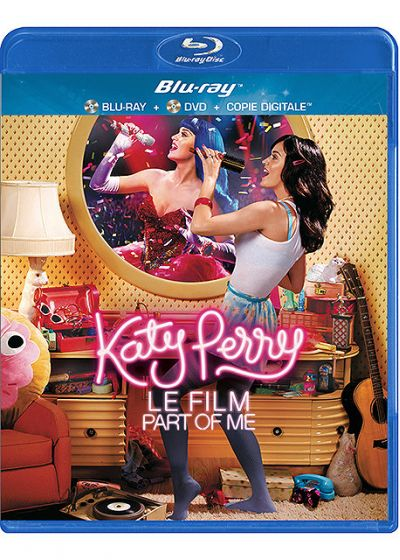 Katy Perry, le film : Part of Me (Combo Blu-ray + DVD + Copie digitale) - Blu-ray