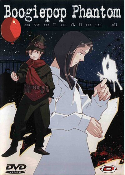Boogiepop Phantom - Vol. 4 - DVD