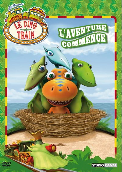Le Dino Train - L'aventure commence - DVD