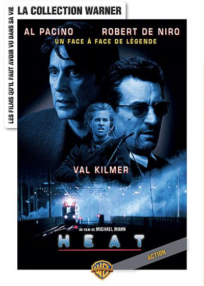 Heat (WB Environmental) - DVD