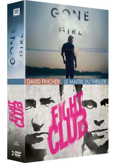 David Fincher : Gone Girl + Fight Club (Pack) - DVD