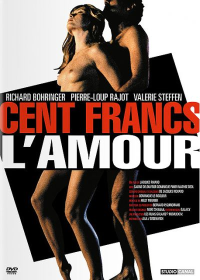 Cent francs l'amour - DVD