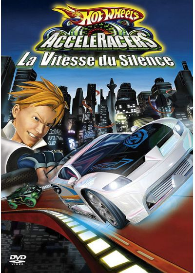 Hot Wheels AcceleRacers - 2 - La vitesse du silence - DVD