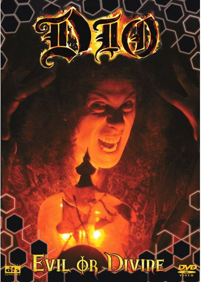 DIO - Evil Or Divine - Live In New York City (DVD + CD) - DVD