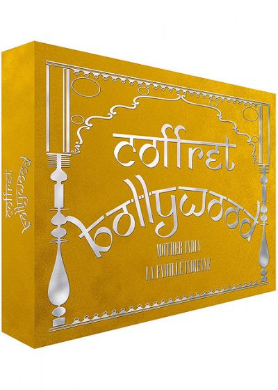 Coffret Bollywood - Mother India + La Famille indienne - DVD