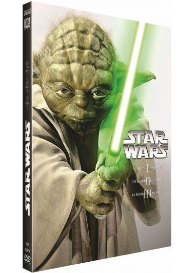 Star Wars - La Prélogie (Édition Simple) - DVD