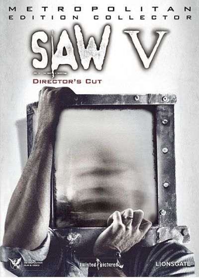Saw V (Director's Cut - Edition Collector) - DVD