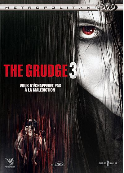 The Grudge 3 - DVD