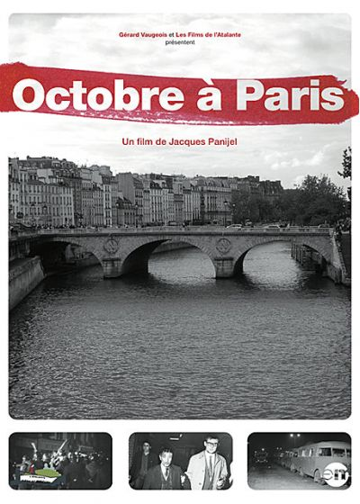 Octobre à Paris - DVD
