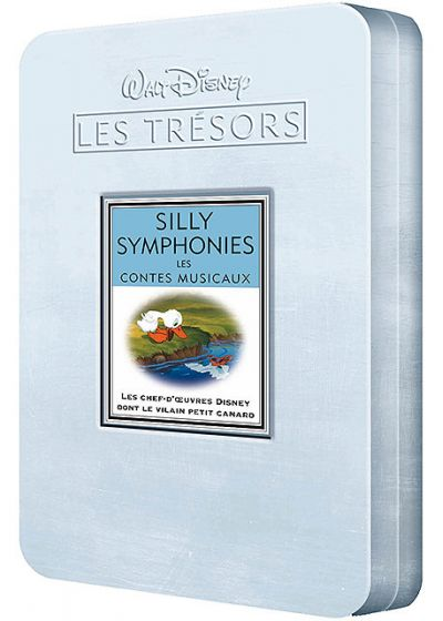 Silly Symphonies - Les contes musicaux (Édition Collector) - DVD