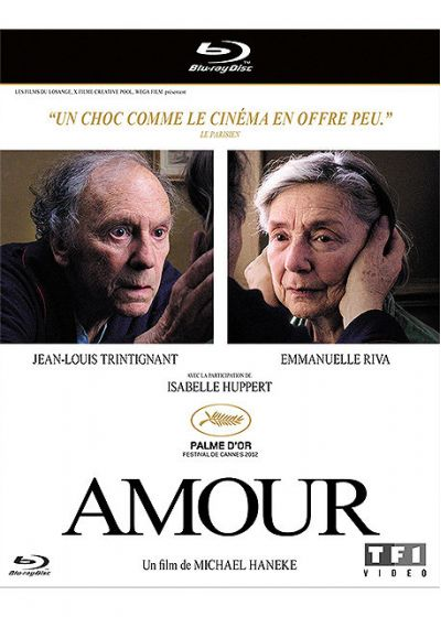 Amour - Blu-ray