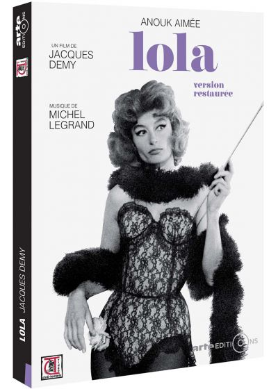 Lola (Version restaurée) - DVD