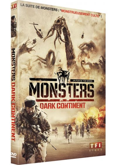 Monsters : Dark Continent - DVD