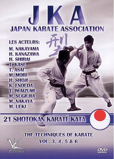 JKA : Japan Karate Association - DVD