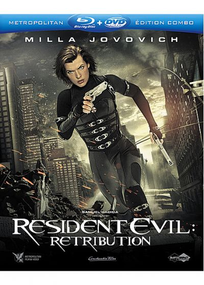 Resident Evil : Retribution (Combo Blu-ray + DVD) - Blu-ray