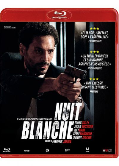 Nuit blanche - Blu-ray