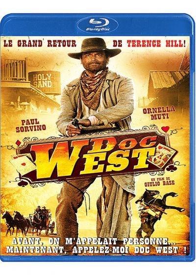 Doc West - Blu-ray