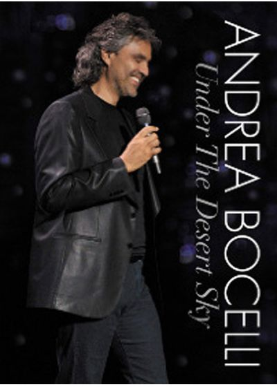 Bocelli, Andrea - Under the Desert Sky - DVD
