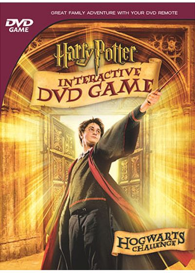 Harry Potter - DVD Interactif - Le défi de Poudlard (DVD Interactif) - DVD