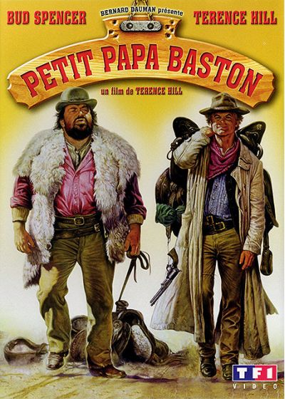 Petit papa baston - DVD