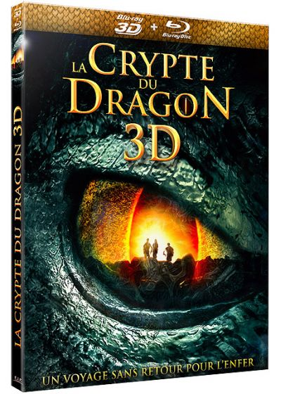 La Crypte du Dragon - Blu-ray 3D