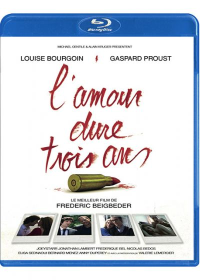 L'Amour dure trois ans - Blu-ray