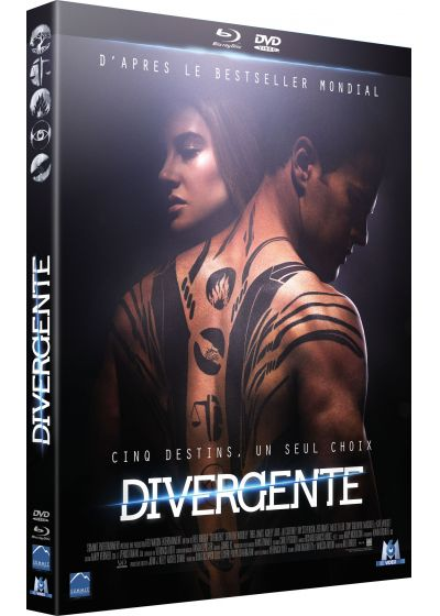 Divergente (Combo Collector Blu-ray + DVD) - Blu-ray