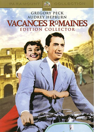 Vacances romaines (Édition Collector) - DVD