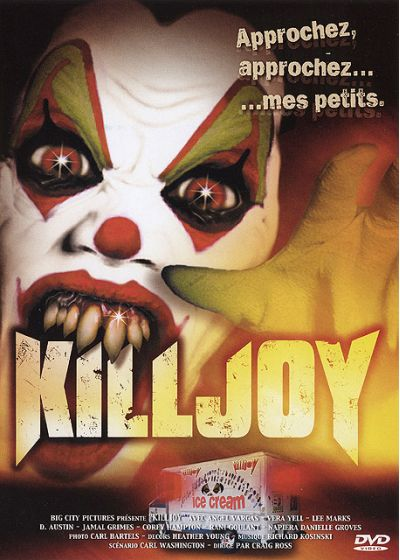 Killjoy - DVD