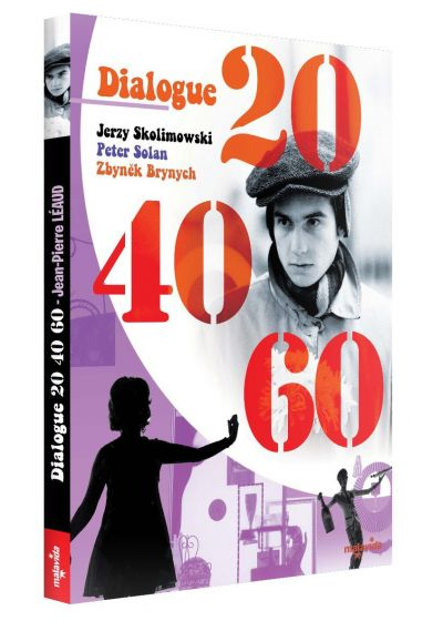 Dialogue 20 40 60 - DVD