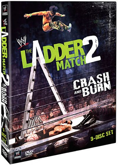 The Ladder Match 2 : Crash and Burn - DVD