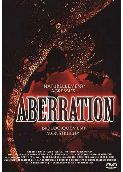 Aberration - DVD