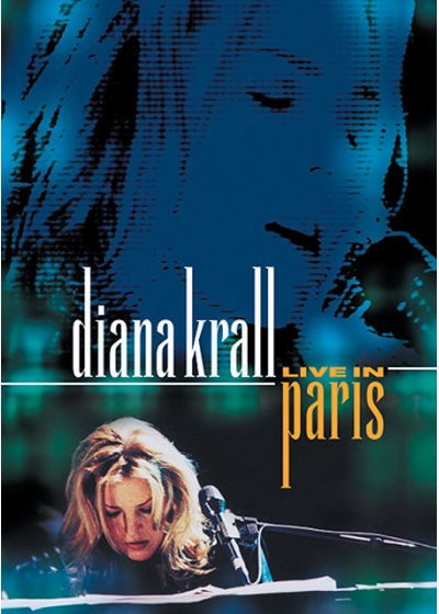 Krall, Diana - Live in Paris - DVD