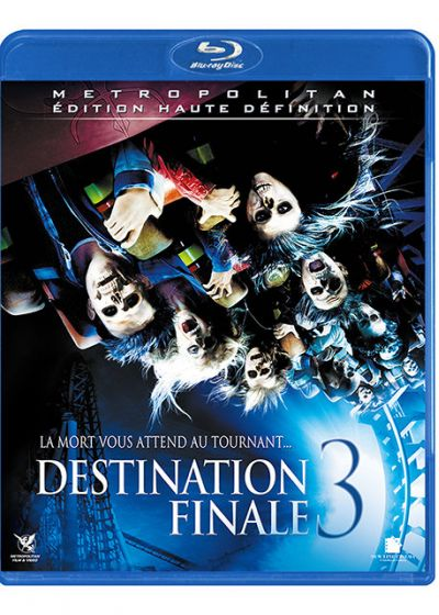 Destination finale 3 - Blu-ray