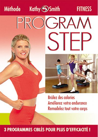 Kathy Smith - Program Step - DVD