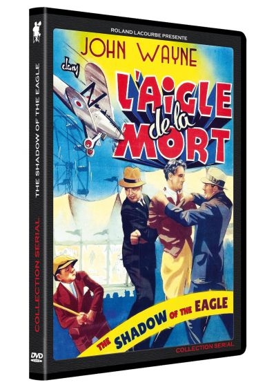 The Shadow of the Eagle - DVD