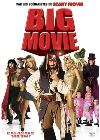 Big Movie - DVD