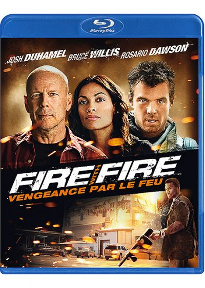 Fire with Fire : Vengeance par le feu - Blu-ray