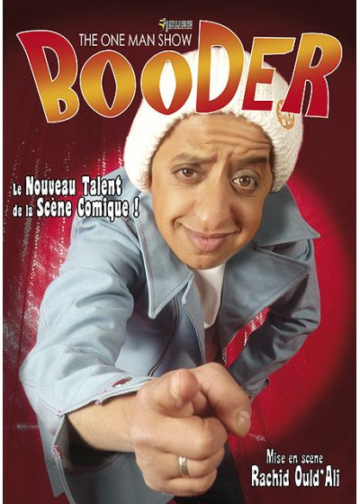 Booder - The One Man Show - DVD