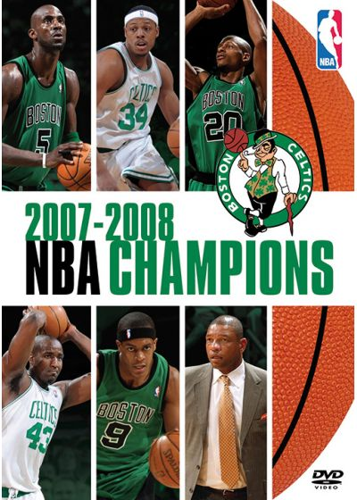 NBA Champions 2007-2008 Boston Celtics - DVD