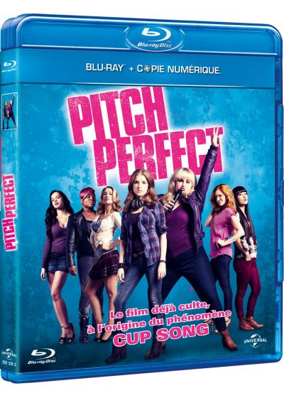 Pitch Perfect (The Hit Girls) (Blu-ray + Copie digitale) - Blu-ray