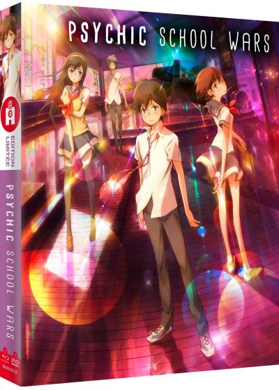 Psychic School Wars (Édition Collector Blu-ray + DVD) - Blu-ray