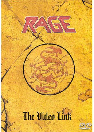 Rage - The Video Link - DVD