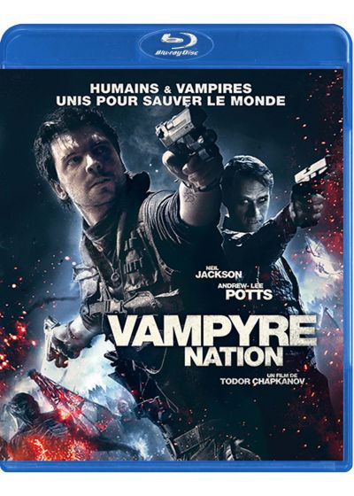 Vampyre Nation - DVD