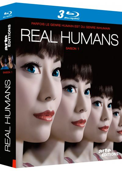 Real Humans - Saison 1 - Blu-ray