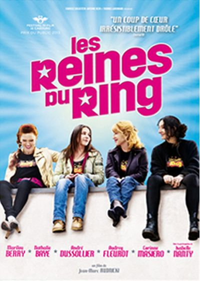 Les Reines du ring - DVD