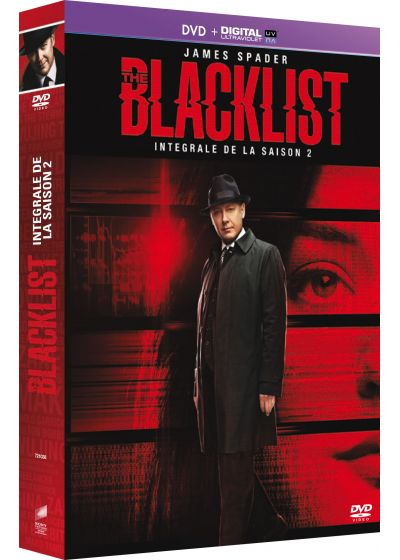 The Blacklist - Saison 2 (DVD + Copie digitale) - DVD