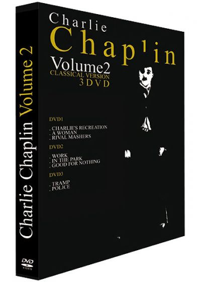 Charlie Chaplin Classical Version - Vol. 2 - DVD