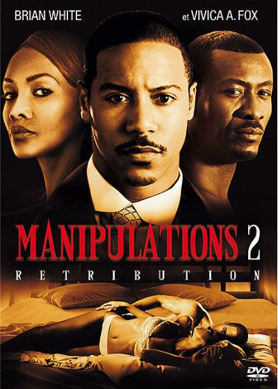 Manipulations 2 : Retribution - DVD