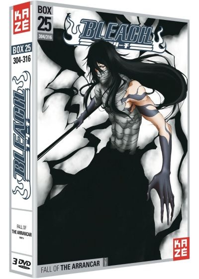 Bleach - Saison 5 : Box 25 : Fall of the Arrancar, Part 4 - DVD
